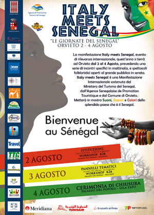 Italy meets Senegal