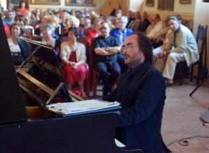 ascolto musicale maestro Cambri