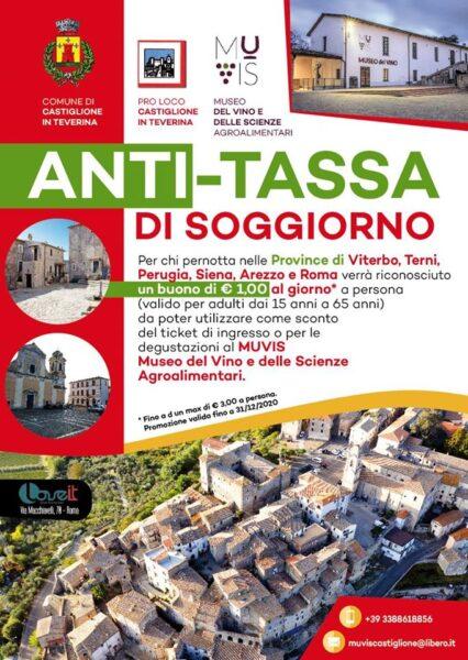 Turismo di prossimità, il sindaco di Castiglione in ...